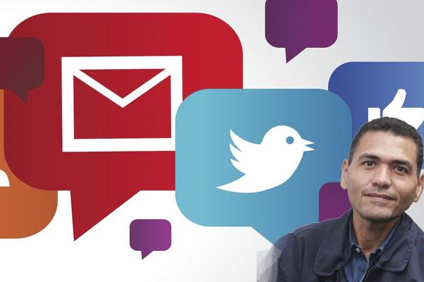 Debo registrarme en todas las redes sociales?