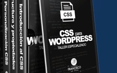 Taller Especializado CSS para WordPress